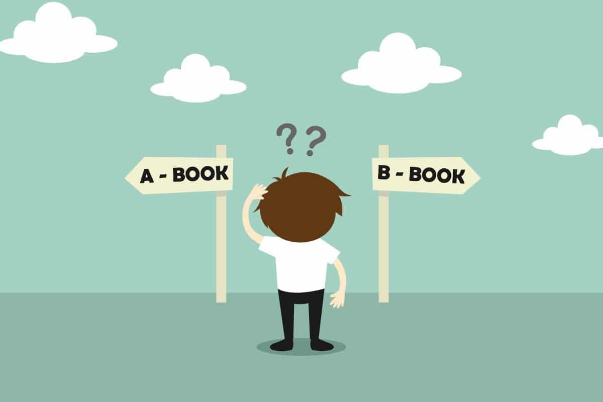 A or B book
