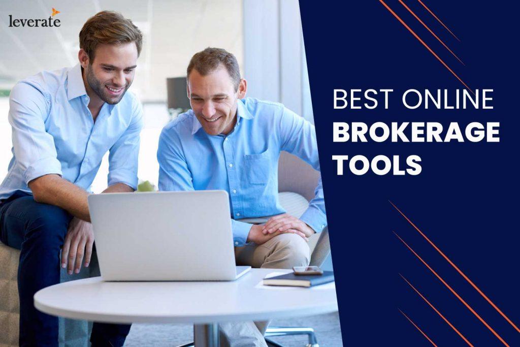 Best Online Brokerage tools